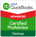 QuickBooks Desktop Advanced Certified ProAdvisor